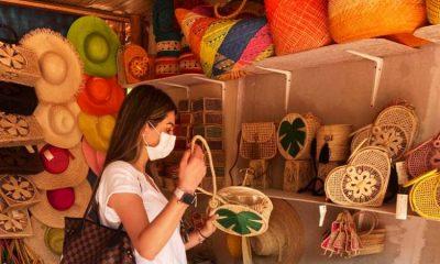 Artesanías de tradición centenaria tejidas por familias del Atlántico se venderán en Asia