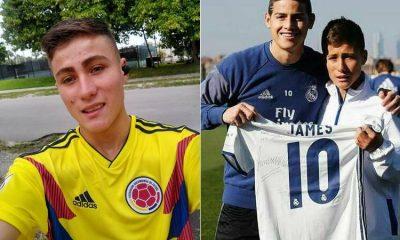 """El """"niño ángel"""" del Chapecoense continúa cumpliendo sueños y ahora fuera de Colombia"""