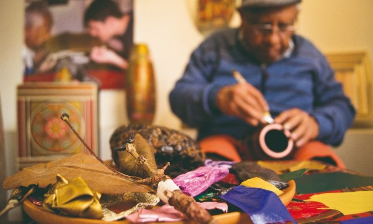 Buscan que técnica ancestral barniz de Pasto sea declarada patrimonio de la Unesco