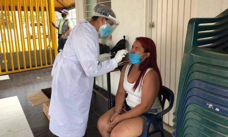 Colombia podrá dar vacuna a 177.200 personas al día contra el COVID-19