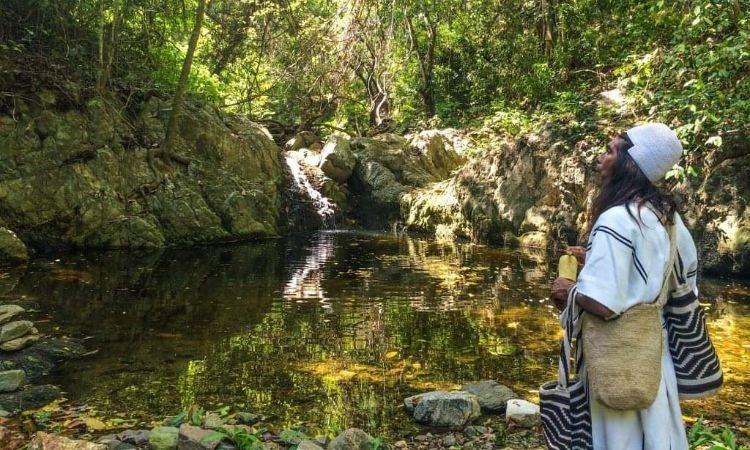 La empresa de agua en la Sierra Nevada que buscan crear los arhuacos