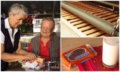 Ramo cumple 70 años como el tradicional fabricante de ponqués de Colombia