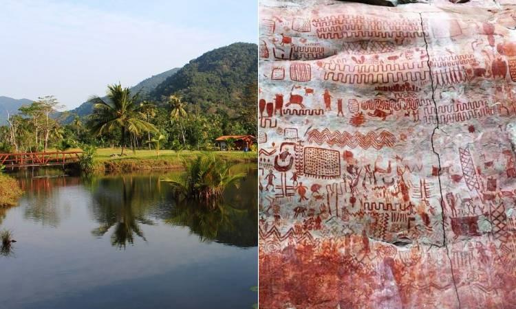 En la Amazonía colombiana está una de las colecciones de arte rupestre más grandes del mundo