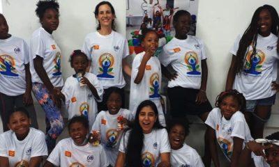 Colombiana es reconocida como 'Arquitecta de paz del 2020'