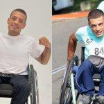 El dulce emprendimiento de un atleta con discapacidad para conseguir recursos