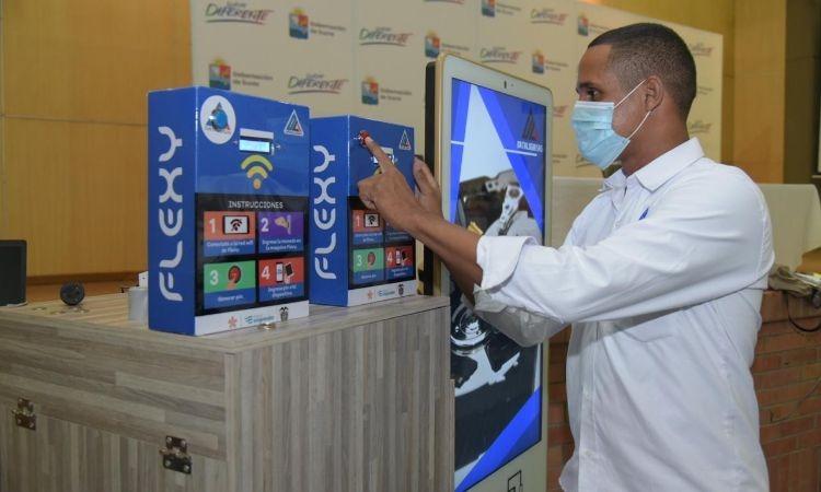 Emprendedor crea máquina para llevar internet a zonas apartadas de Colombia
