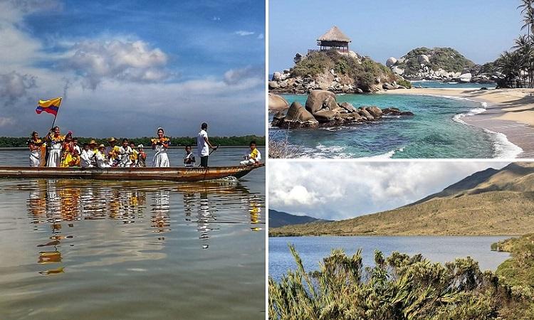 Los Parques Nacionales Naturales que abrieron sus puertas al ecoturismo