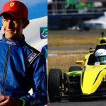 El piloto colombiano que a sus 18 años quiere conquistar las pistas de Estados Unidos