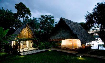Hotel en la selva del Amazonas en Colombia es reconocido entre los mejores del mundo