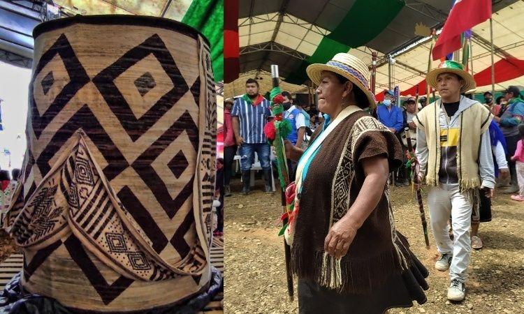 Indígenas Nasa enviarán mochila gigante con 3 metros de alto a Récords Guiness