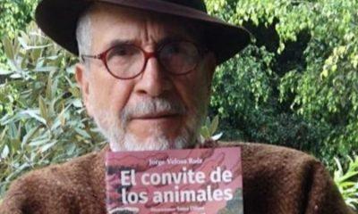 Jorge Velosa lanza un libro de poesía con historias de animales en el monte