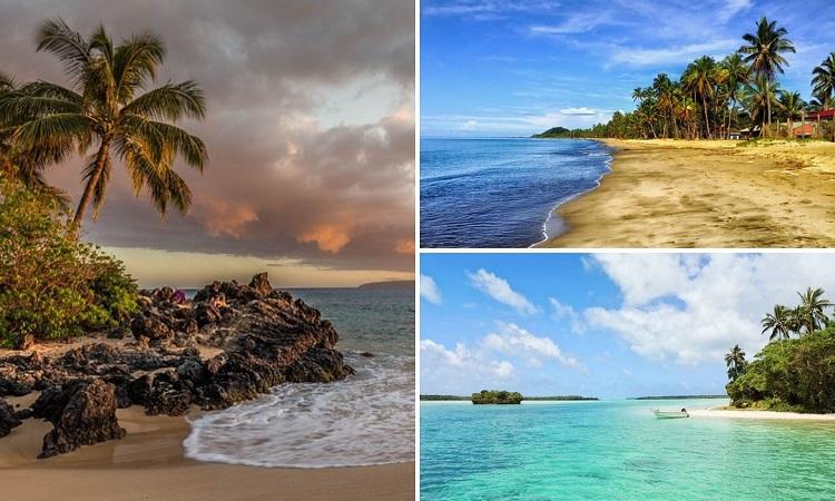 7 playas exóticas, únicas y poco conocidas en Colombia que debes conocer