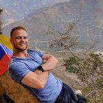 Dominic y las costumbres colombianas que se le pegaron luego de vivir 5 años en el país