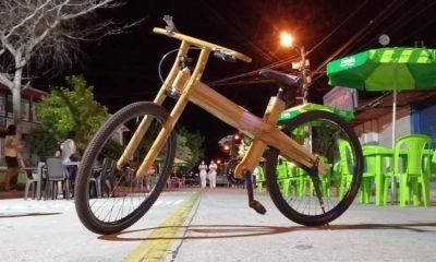 Así son las bicicletas artesanales fabricadas con madera de alta durabilidad