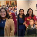 Hija de indígenas estudiará ciencias políticas en la Universidad de Harvard