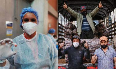 #DéjanosPasar es la iniciativa de los #HéroesEnLaVía para apoyar a los colombianos