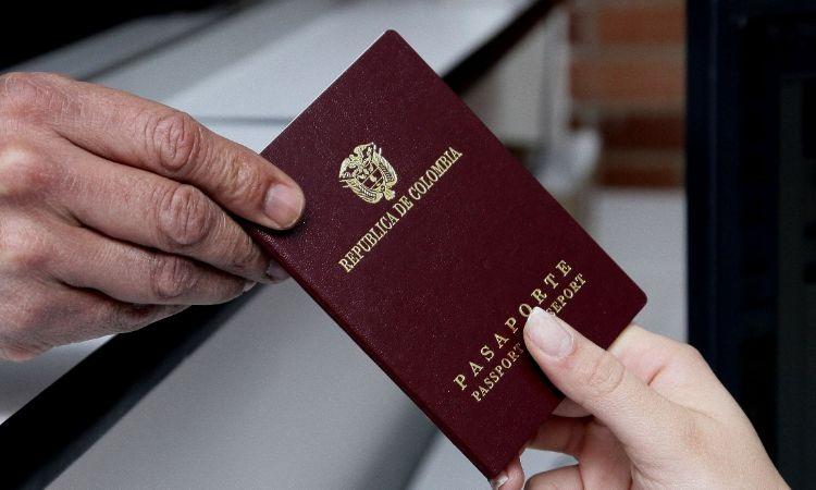 El nuevo costo del pasaporte colombiano en 2021
