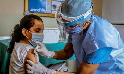 Estados Unidos aprueba uso de la vacuna de Pfizer en adolescentes entre 12 y 15 años