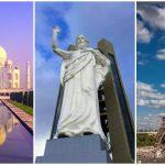 4 grandes monumentos del mundo que también están en Colombia