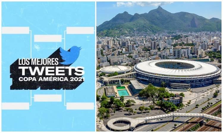 Los mejores Tweets de la Copa América 2021, concurso que apoya la pasión por el fútbol