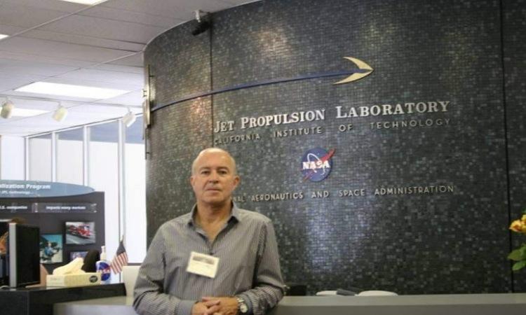 Observatorio Astronómico de la U. de Nariño y su director son aliados de la NASA