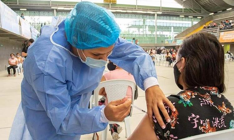 Inmunidad de rebaño: Colombia llega a 7,4 millones de vacunados con esquema completo