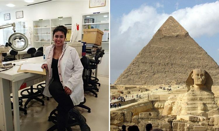 Antropóloga colombiana busca ayuda financiera para ir a excavación en Egipto