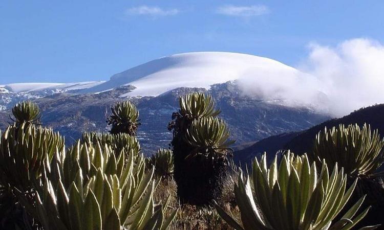 Volvió a caer nieve en el nevado del Cocuy, en Boyacá