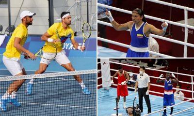 Los cuatro deportistas que están cerca de ganar una nueva medalla olímpica para Colombia