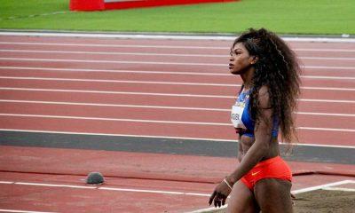 Caterine Ibargüen está en la final del salto triple y busca su tercera medalla olímpica