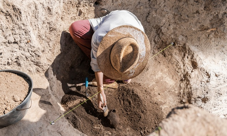 Encuentran en Bogotá restos arqueológicos de la cultura muisca