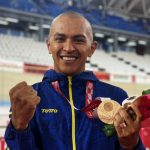 Ciclismo colombiano es protagonista en los Paralímpicos de Tokio con Diego Dueñas
