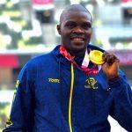 José Lemos ganó medalla de oro y rompió récord mundial en los Paralímpicos de Tokio