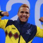 Carlos Serrano le dio otra medalla de bronce a Colombia en los Paralímpicos de Tokio