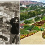 En Medellín convirtieron un basurero en uno de los jardines más grandes de Colombia