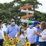 Colombia tiene una nueva ruta agroturística, la de los campos de girasol