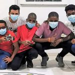 Jóvenes de la Escuela Robótica de Chocó ganan competencia internacional