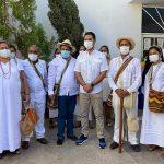 Más de 448 mil integrantes de pueblos indígenas han sido vacunados en Colombia