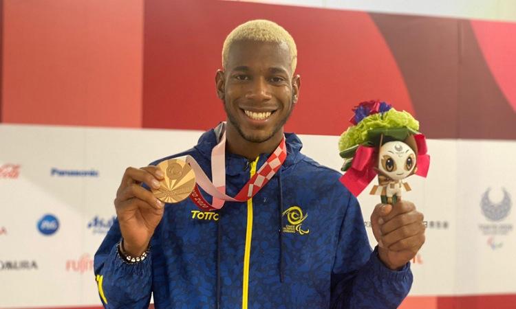 Jean Mina ganó medalla de bronce en para atletismo, así fue su victoria