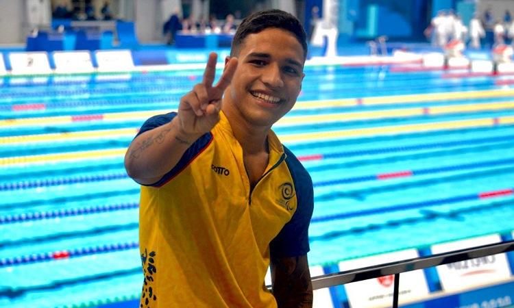Carlos Daniel Serrano gana su segunda medalla en los Paralímpicos de Tokio