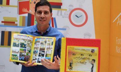 Nominan como mejor maestro del mundo a un colombiano