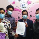 37 bebés colombianos llevan primero el apellido materno aplicando la Ley Aluna