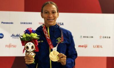 Faisury cerró con bronce la brillante participación de Colombia en los Paralímpicos