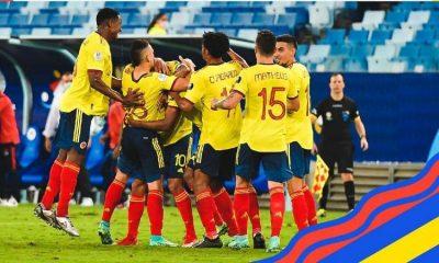 Colombia saca un empate ante Bolivia con gol de Roger Martínez
