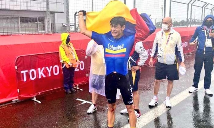 Juan Betancourt consigue la medalla 21 para Colombia en los Paralímpicos