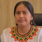 La primera mujer indígena de la comunidad Inga que obtuvo un postgrado y maestría