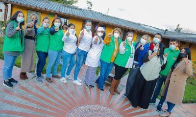El Centro Holístico y el ICBF transforman la vida de jóvenes con sanciones privativas