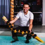 Robot construido por colombianos es portada de importante revista científica