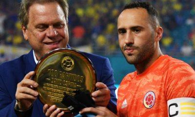 David Ospina es considerado el mejor arquero en la historia de la Selección Colombia