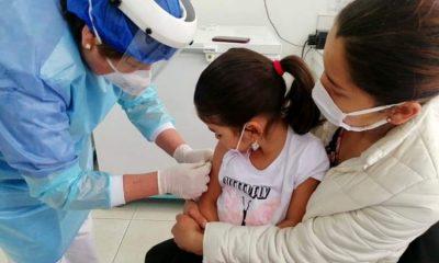 Colombia busca iniciar la vacunación de niños entre 5 y 11 años